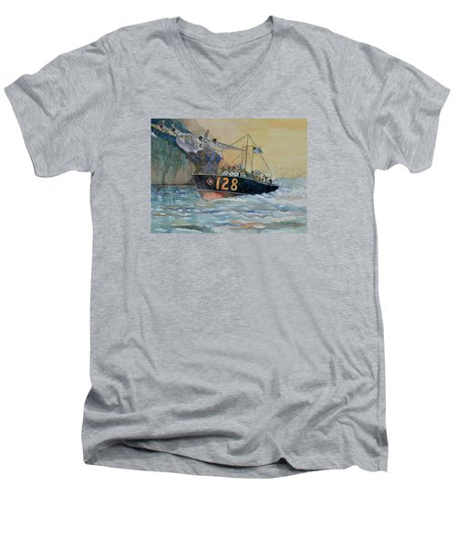 Mayday Mayday Men's V-Neck T-Shirt