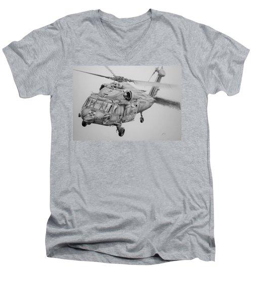 Medevac Men's V-Neck T-Shirt