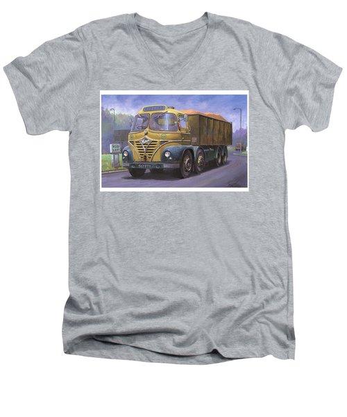 Mickey Mouse Foden. Men's V-Neck T-Shirt