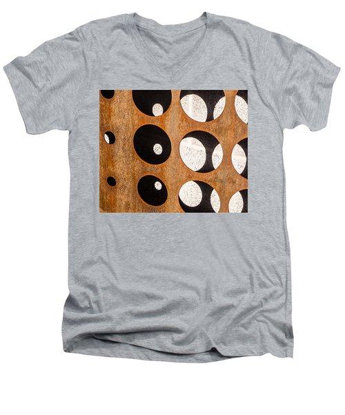 Mind - Contemplation Men's V-Neck T-Shirt by Steven Milner
