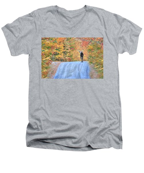 Moments That Take Our Breath Away - No Text Men's V-Neck T-Shirt