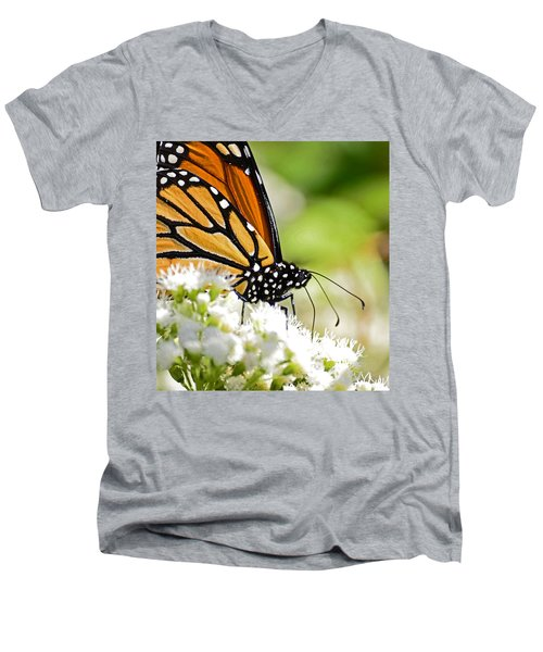 Monarch Moment Men's V-Neck T-Shirt