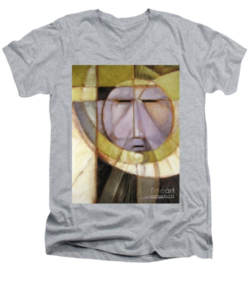 Moonmask Men's V-Neck T-Shirt