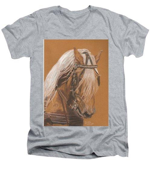 More From Fer A Cheval Men's V-Neck T-Shirt