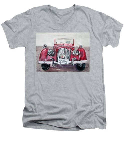 Morgan Men's V-Neck T-Shirt