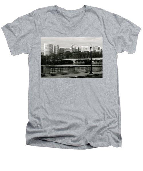 Morning Do Men's V-Neck T-Shirt