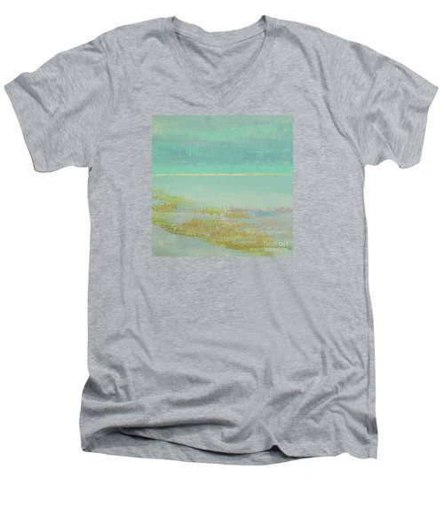 Morning Low Tide Men's V-Neck T-Shirt