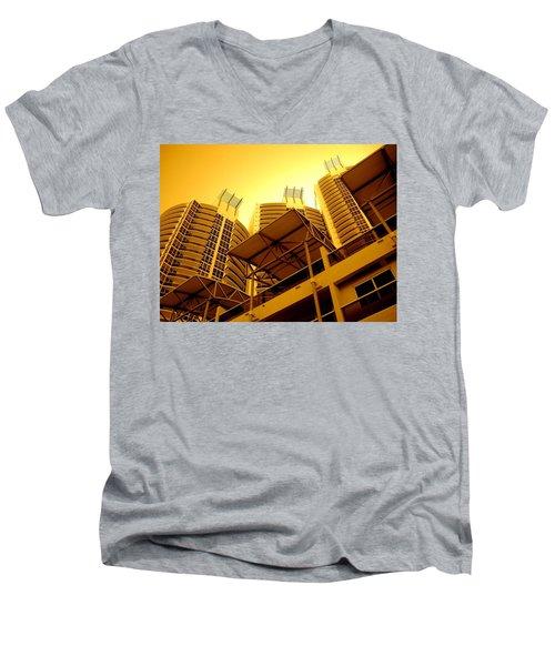 Murano Grande, Miami Men's V-Neck T-Shirt