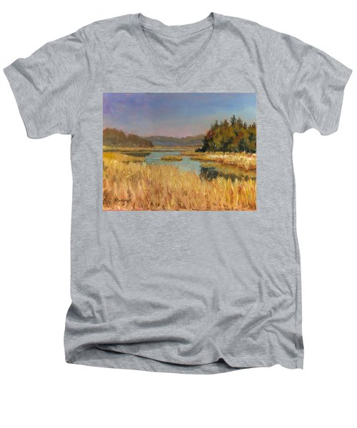 Murvale Creek Men's V-Neck T-Shirt