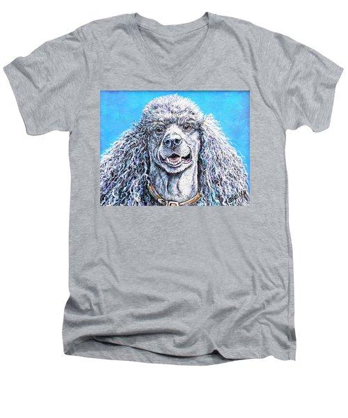 My Standard Of Excellence Men's V-Neck T-Shirt