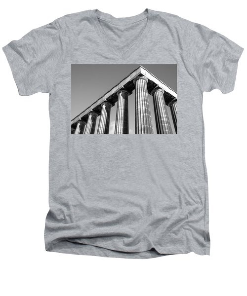 National Monument Men's V-Neck T-Shirt