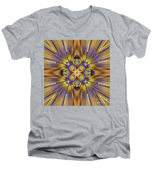 Native American Spirit Men's V-Neck T-Shirt