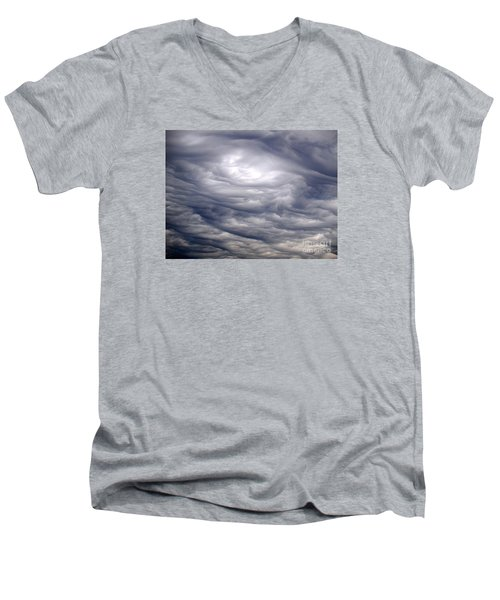 Men's V-Neck T-Shirt featuring the photograph Natural Beauty 1 by Susan  Dimitrakopoulos
