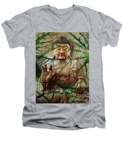 Natural Nirvana Men's V-Neck T-Shirt