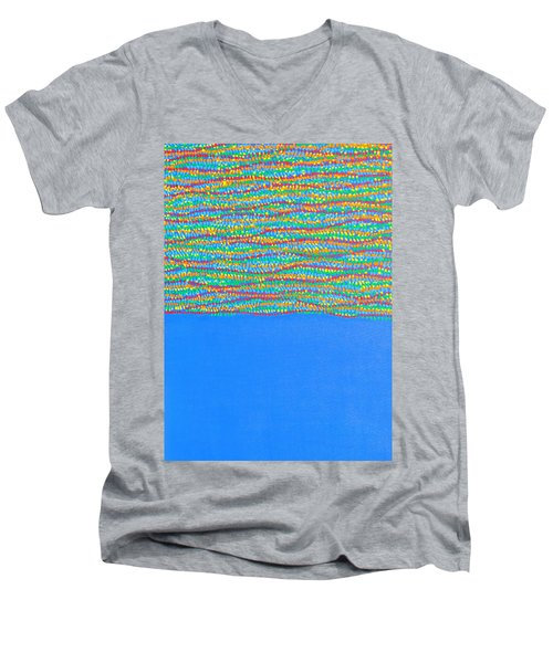 Nature Men's V-Neck T-Shirt
