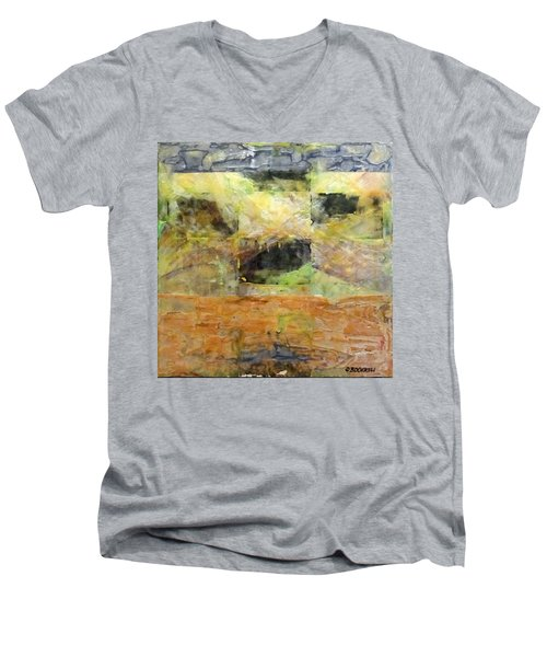 Nature Refuge Men's V-Neck T-Shirt