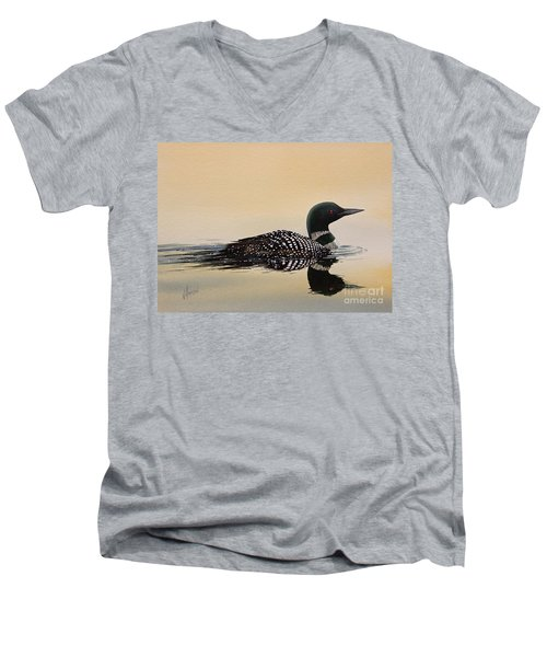 Nature So Fair Men's V-Neck T-Shirt
