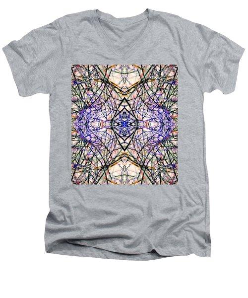 Intuition's Intent Men's V-Neck T-Shirt