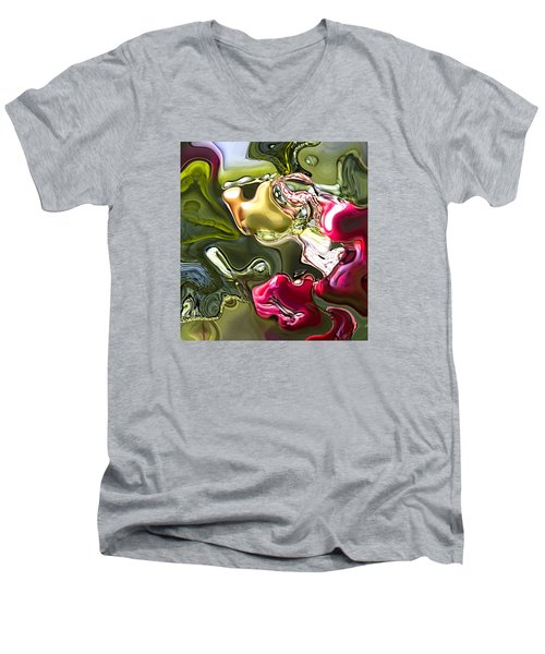 Naturescape Men's V-Neck T-Shirt