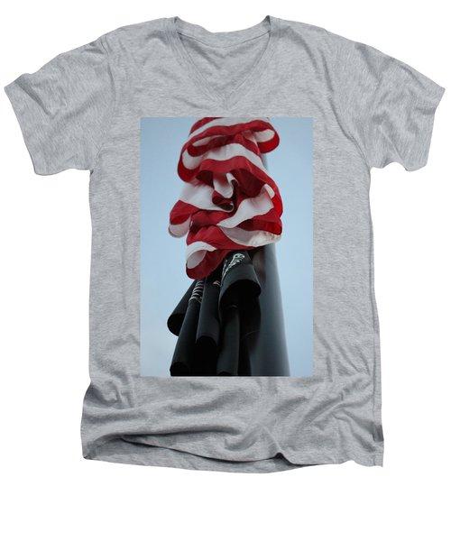 Never Forgotten Men's V-Neck T-Shirt