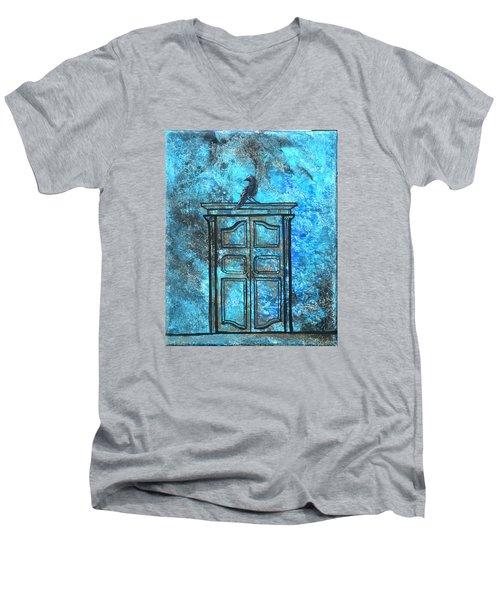 Nevermore Men's V-Neck T-Shirt