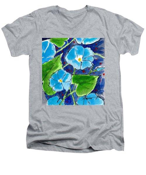New Every Morning Men's V-Neck T-Shirt