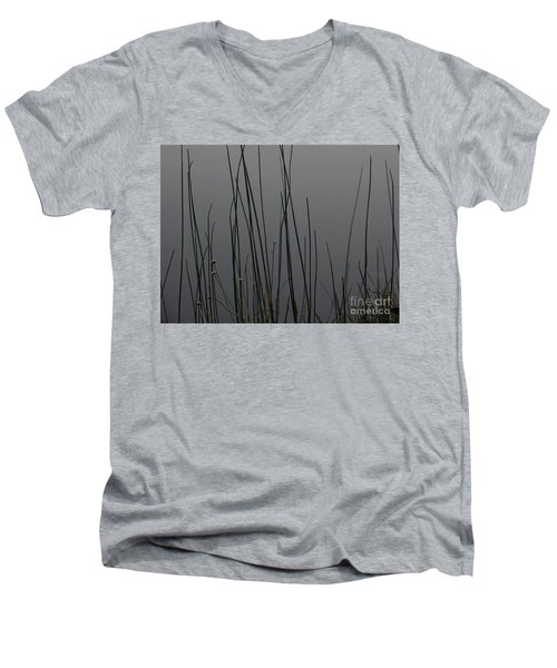 New Joys Men's V-Neck T-Shirt