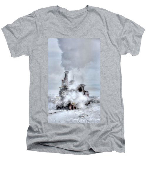 No 119 Men's V-Neck T-Shirt