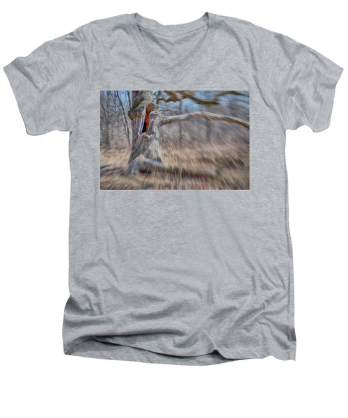 No Escape Men's V-Neck T-Shirt
