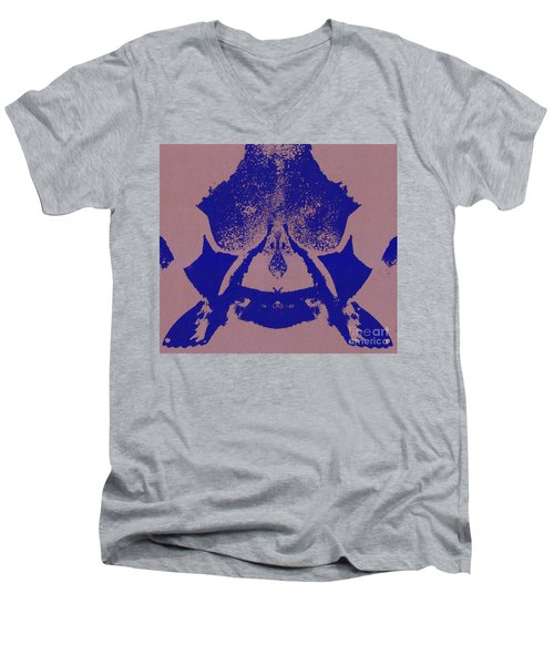 No Limits V Men's V-Neck T-Shirt