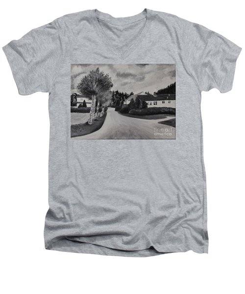 Norwegian Street Men's V-Neck T-Shirt