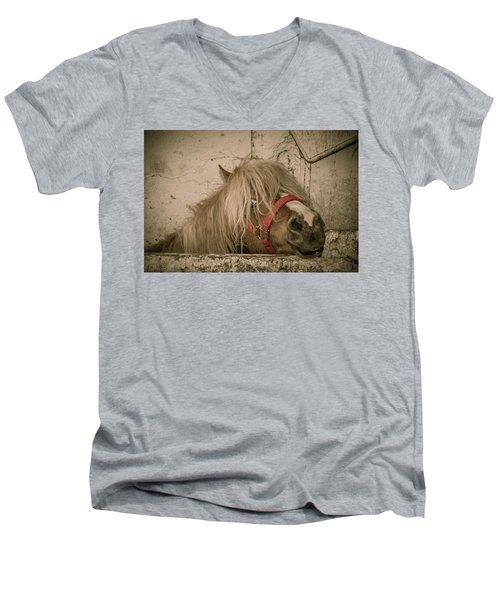 Not So Innocent Men's V-Neck T-Shirt