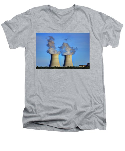 Nuclear Hdr2 Men's V-Neck T-Shirt