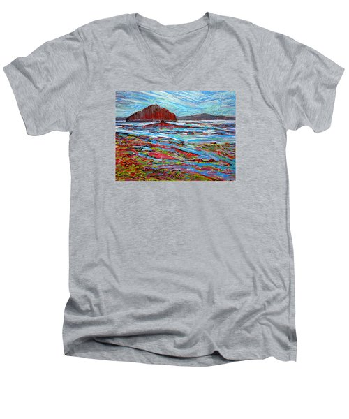 Oak Bay Nb Men's V-Neck T-Shirt