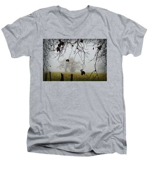 Oak Dreams Men's V-Neck T-Shirt