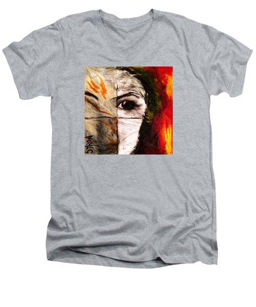 Obscure Men's V-Neck T-Shirt