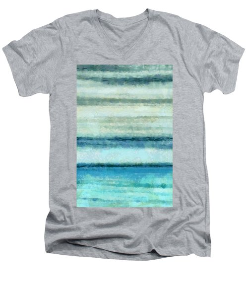 Ocean 4 Men's V-Neck T-Shirt