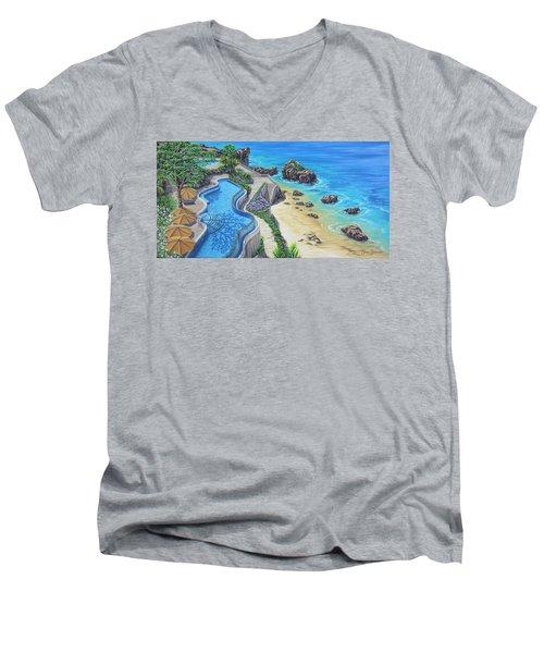 Ocean Dream Men's V-Neck T-Shirt