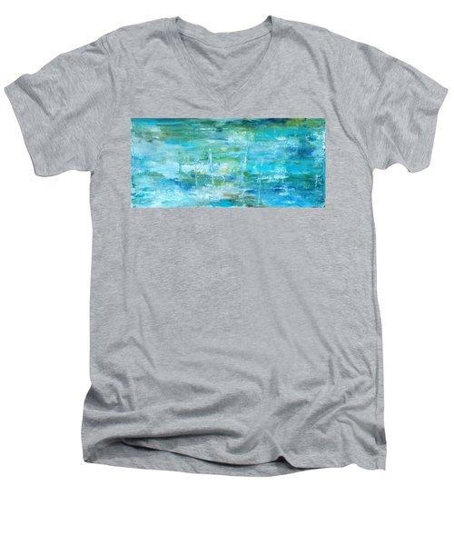 Ocean I Men's V-Neck T-Shirt
