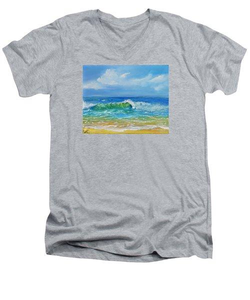 Oceanscape Men's V-Neck T-Shirt