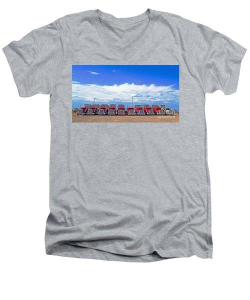 Odd Man Out Men's V-Neck T-Shirt