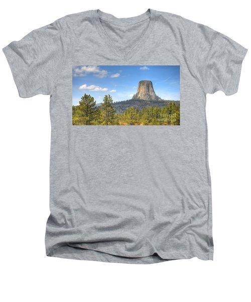 Old As The Hills Men's V-Neck T-Shirt