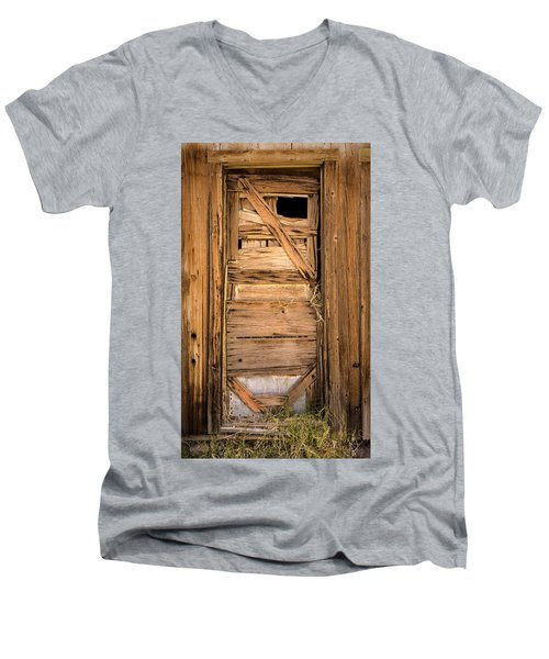 Old Door Men's V-Neck T-Shirt