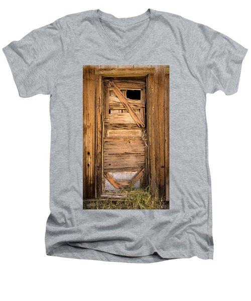 Old Door Men's V-Neck T-Shirt