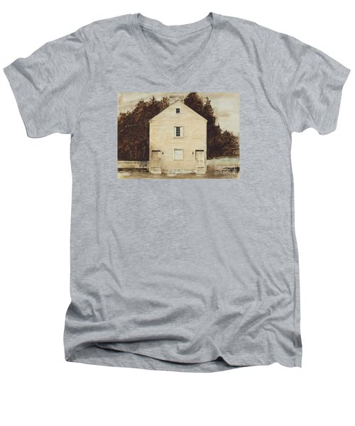 Old Ministry's Shop Men's V-Neck T-Shirt