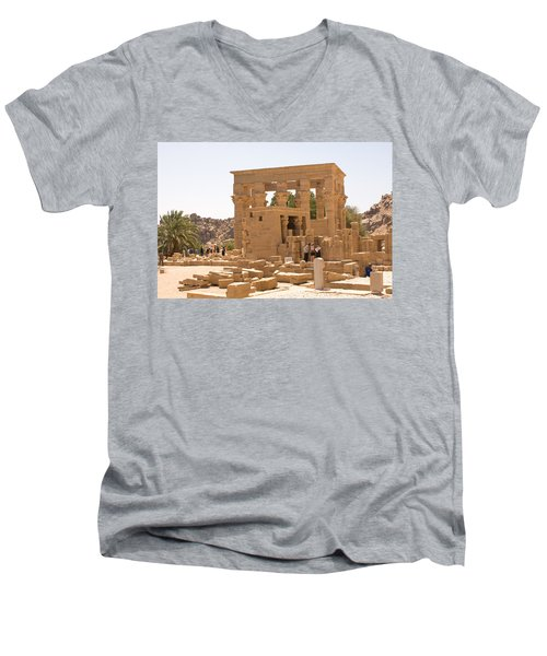 Old Structure Men's V-Neck T-Shirt