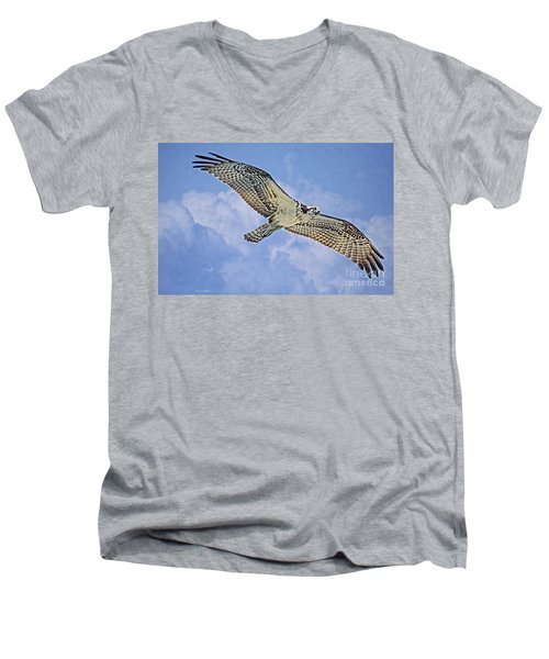 Osprey 91711 Men's V-Neck T-Shirt