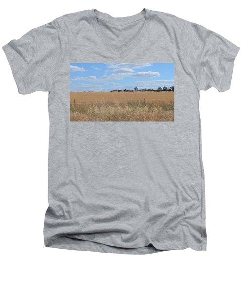 Outback  Men's V-Neck T-Shirt