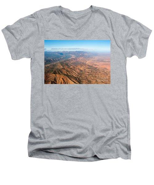 Outback Ranges Men's V-Neck T-Shirt
