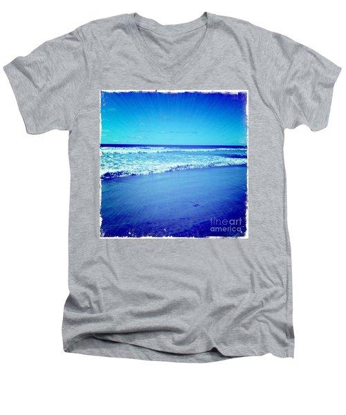 Pacific Rays Men's V-Neck T-Shirt